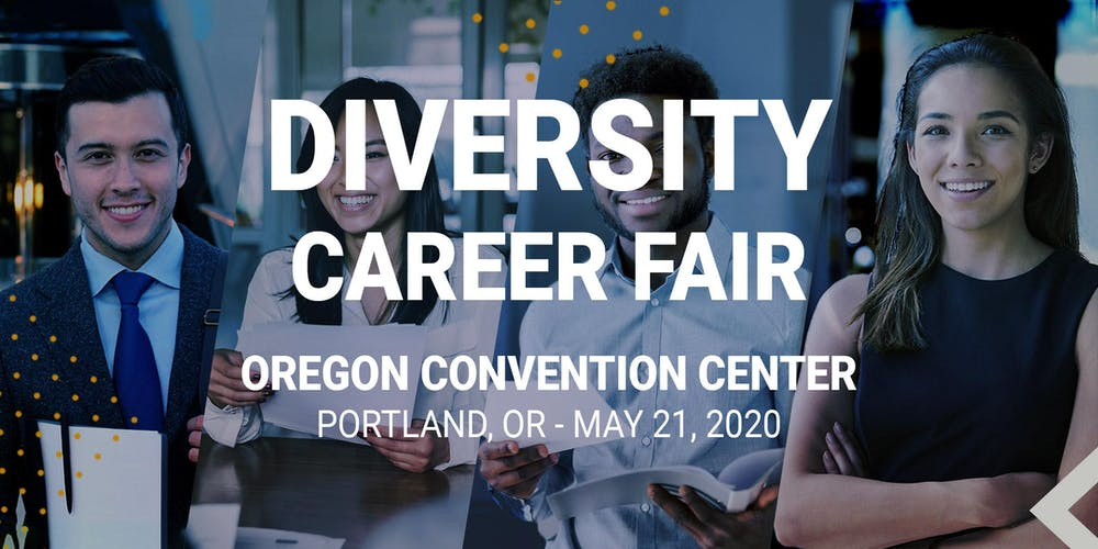 Career Fair Near Me 2020.Diversity Career Fair Tickets Thu May 21 2020 At 11 00 Am