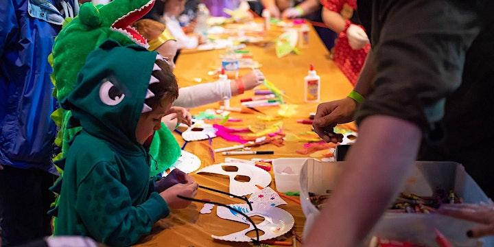 MONSTER MASH Wild Rumpus Kids' Halloween Party! image