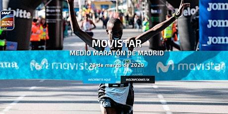 Meia Maratona de Madri - 2020 entradas