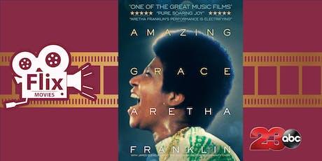 Flix: Amazing Grace tickets