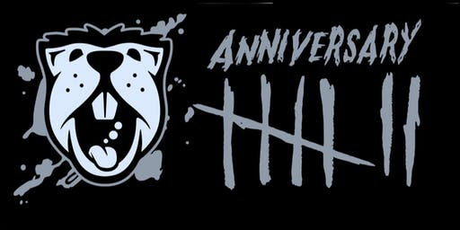 Belching Beaver 7 Year Anniversary