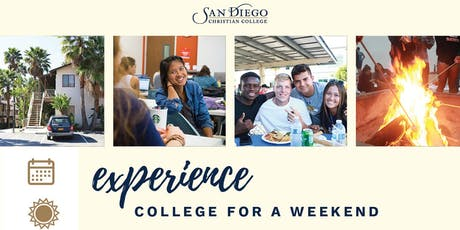 SDCC College for a Weekend tickets
