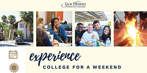Spring - SDCC College for a Weekend