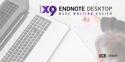Endnote Desktop - Making Writing Easier