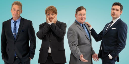Whose Live Anyway? w/ Ryan Stiles, Dave Foley, Jeff B. Davis, & Joel Murray