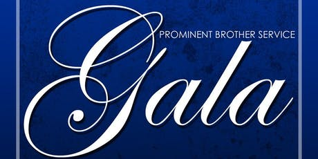 Prominent Brother Service Gala tickets