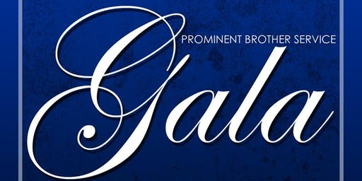 Prominent Brother Service Gala