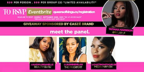 Beauty & PR Conference tickets