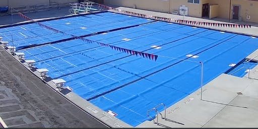 Westmont High School Swimming Pool Ribbon-Cutting Ceremony