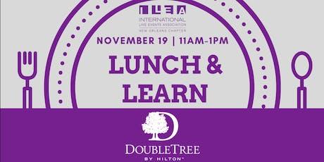 ILEA Lunch & Learn tickets