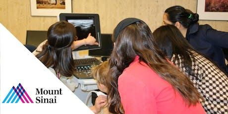 Mount Sinai Critical Ultrasound Course 2019 tickets