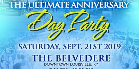 DayJavu: The Ultimate Anniversary Day Party tickets