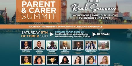 London Parent and Carer Summit tickets