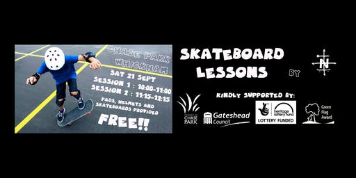 Kid's Beginner Skateboard Lessons