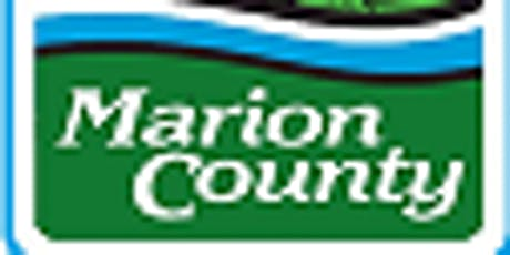 Marion County Emergency Support Function 4 Meeting - Firefighting tickets