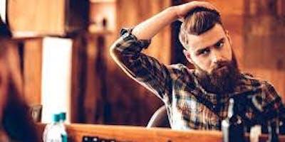 Curso Acelerado de Barbería y Corte Masculino