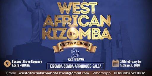 WEST AFRICAN KIZOMBA FESTIVAL