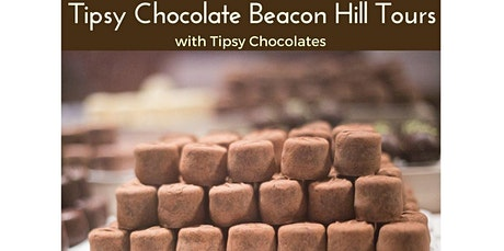 Tipsy Chocolates Beacon Hill Tour (04-04-2020 starts at 3:30 PM) tickets