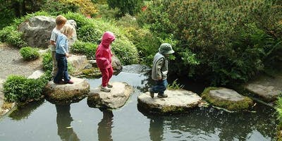 Family Fun Day: Over and Under the Pond