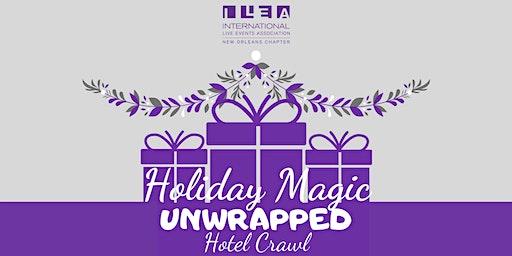 Holiday Magic Unwrapped: Hotel Crawl