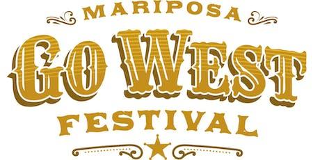 Mariposa Go West Festival 2019 tickets