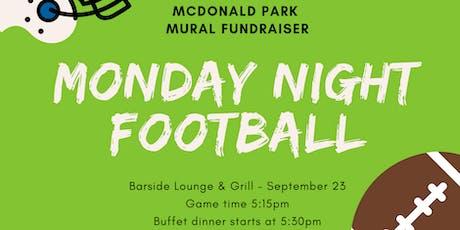 Monday Night Football Fundraiser tickets