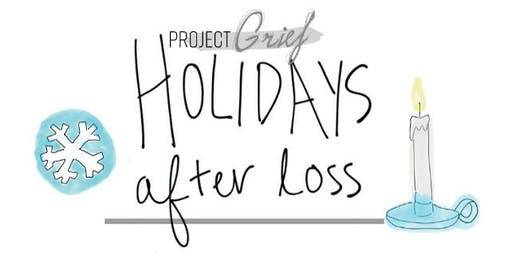Art Workshop: Holidays After Loss (Nov. 3 & 10)