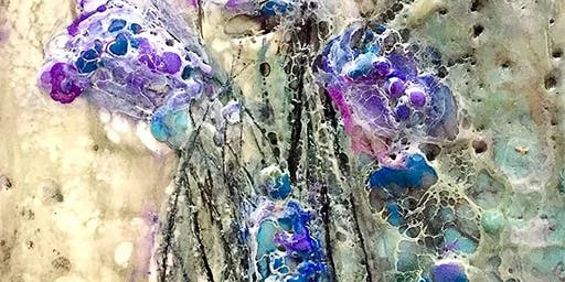 Wabi-Sabi Encaustic Workshop