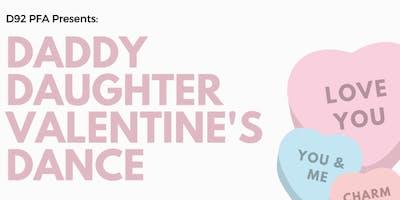 D92 PFA Daddy Daughter Valentine's Dance