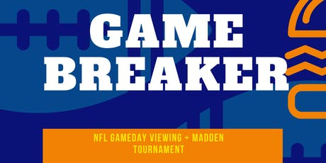 Gamebreaker DC tickets