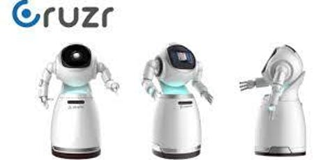 Meet and Learn about Cruzr - Telstra Robotics with DWS tickets