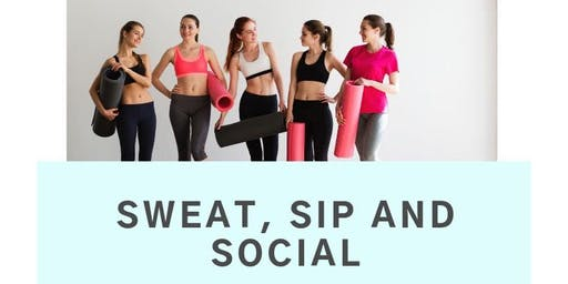 Sweat, Sip, and Social
