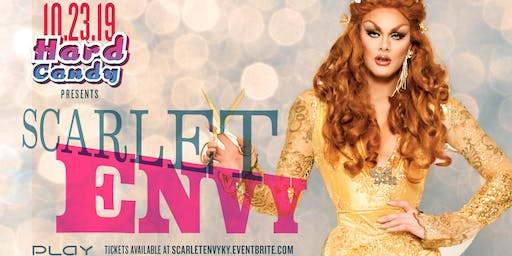 Hard Candy Louisville with Scarlet Envy