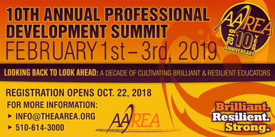 AAREA 11th Annual Professional Development Summit