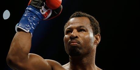 PRO Techniques with Elite trainer Sugar Shane Mosley- PRO Session tickets