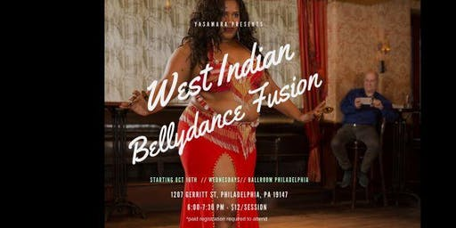 West Indian Bellydance Fusion