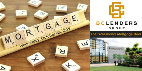 The Professional Mortgage Deal - BC Lenders Group Association tickets