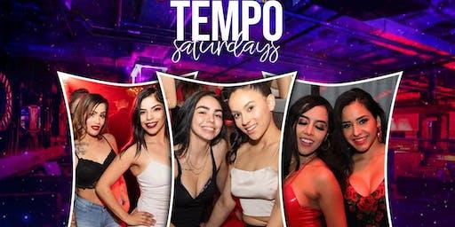 GRAND OPENING OF TEMPO SATURDAYS @ BASEMENT NIGHTCLUB / REGGAETON & HIP-HOP