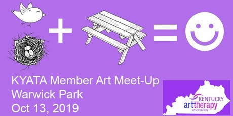 KYATA Member Art Meet-Up & Potluck tickets