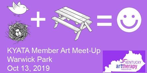 KYATA Member Art Meet-Up & Potluck