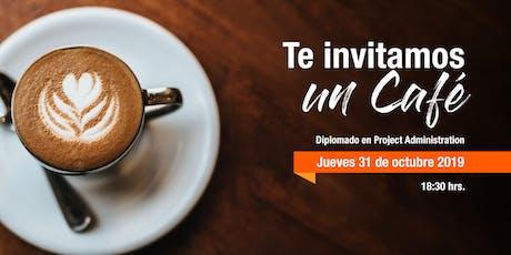 Café Informativo - Diplomado en Project Administration entradas