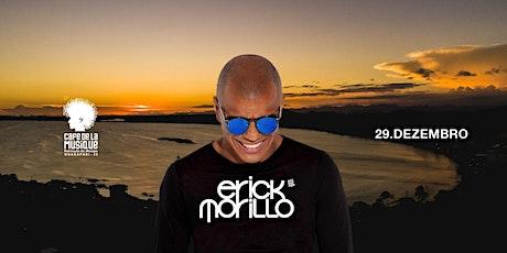 ERICK MORILLO - 29.12.2019 tickets