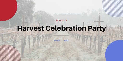Harvest Celebration Party