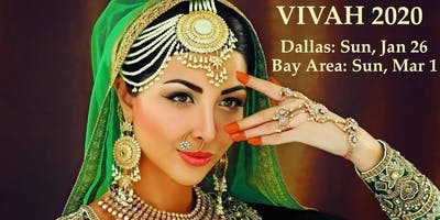 Vivah 2020 Bridal Expo : Dallas