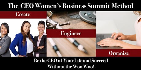 The CEO Women's Business Summit tickets