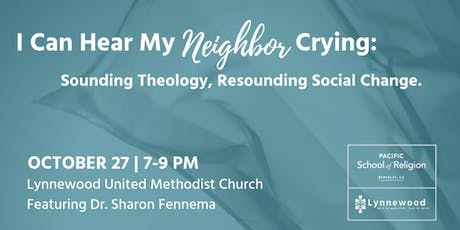 I Can Hear My Neighbor Crying: Sounding Theology, Resounding Social Change tickets