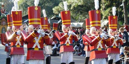 Grand Illumination Parade VIP  Experience