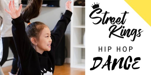 Try 3 Classes - Hip Hop Dance