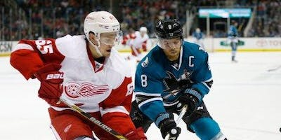 UM/MSU Alumni Group Sale for San Jose Sharks - Detroit Red Wings
