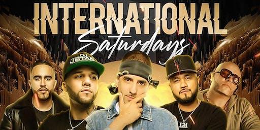 "The #1 Saturday Night Dance Party in Astoria ""Int'l Saturdays"" @ Fusion"